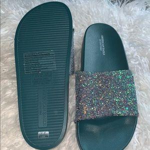 Bling slides